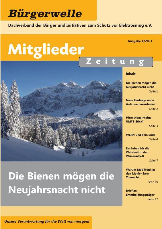 Umschlag 4/2011