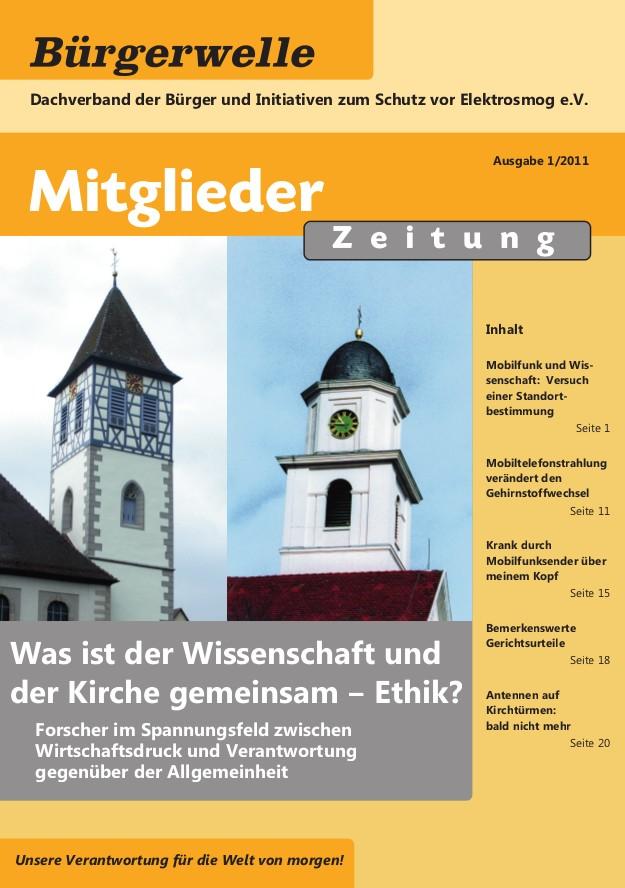 Umschlag 1/2011